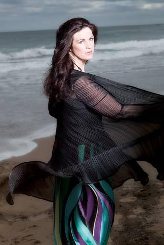 Impeccable Coat Gianni Wrap Skirt